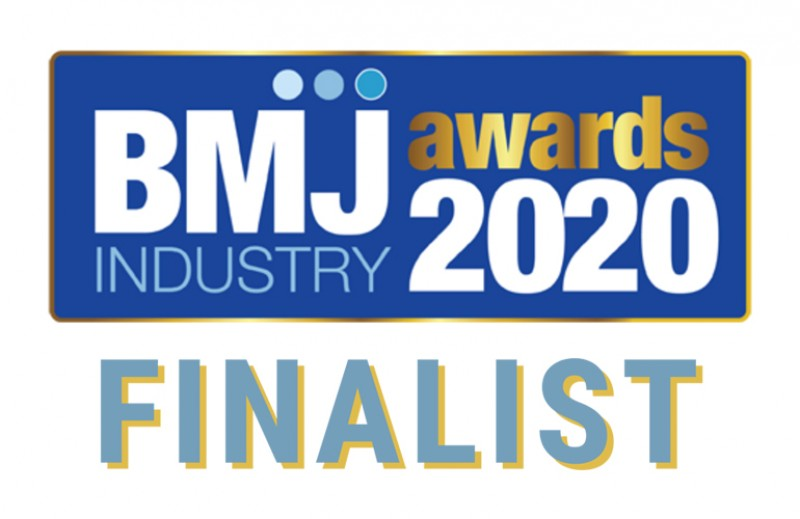 BMJ INDUSTRY AWARDS 2020 FINALIST