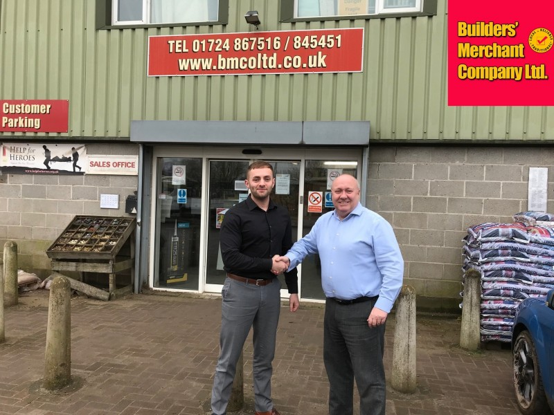 BMC HIRE NEW SALES MANAGER