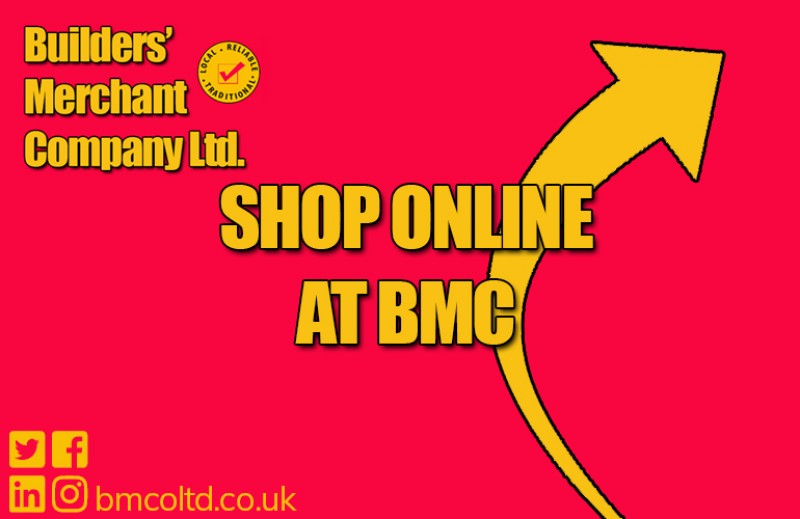 SHOP ONLINE AT BMCO.CO.UK