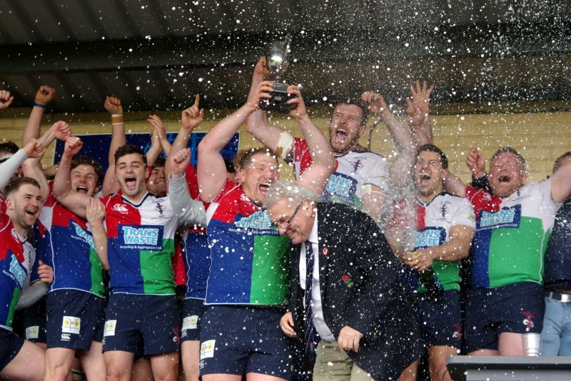 IONIANS CROWNED CHAMPIONS!