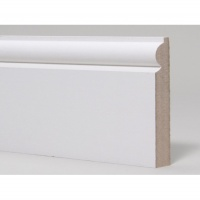 MDF Primed Torus Skirting / Architrave