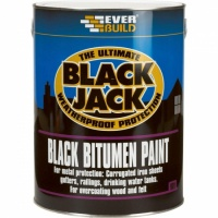 901 Black Bitumen Paint