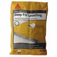 Sikalevel Deep Fill Concrete Floor Level 25kg