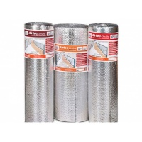 Airtec Double Bubble Foil & Polyethylene Insulation FR 50m Roll