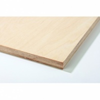 Hardwood Plywood 2440mm x 1220mm x 5.5mm WBP
