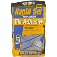 Everbuild 705 Rapid Set Tile Mortar 20 kg