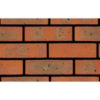 Ibstock Lowry Orange Flame 65mm