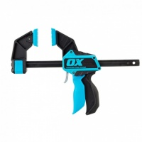OX Pro Heavy Duty Bar Clamp 150mm