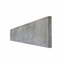 Economy Smooth Gravel Board 1830 x 300mm 12GBSM