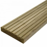 28 x 125 Treated Decking 4.8mm