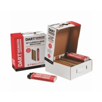 Dart Nailmaster 1st Fix Nail Pack 64mm x 2.8mm (3300 + 3 Gas Per Pack)