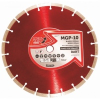 Dart Red Ten MGP-10 Diamond Blade