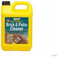 Everbuild 401 Brick & Patio Cleaner 5Ltr.- BC5L
