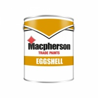 Macphersons Eggshell Paint Brilliant White