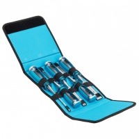 OX Pro 5 Piece Wood Chisel Set in Velcro Case