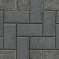 Marshalls Concrete Block Paving Charcoal 50mm