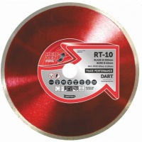 Dart Red Ten Ceramic Diamond Blade
