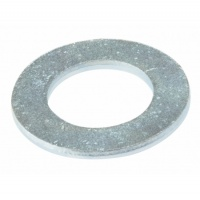 Flat Washers Light Duty Zinc Plated