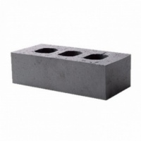 65mm Class B Perforated Blue Engineering Bricks