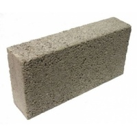 100mm Dense  7.3N Concrete Block