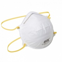 OX FFP1 Moulded Cup Respirator 20PK