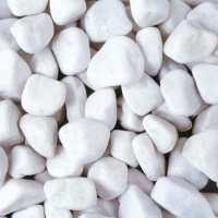 White Pebbles 20-40mm 20kg Bag