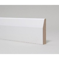 MDF Primed Chamfered Skirting / Architrave