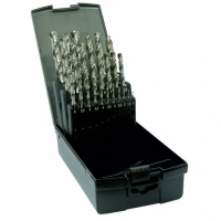 Dart 25 Piece HSS Ground Twist Drill Set