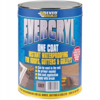 Everbuild Evercryl One Coat Grey