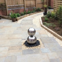 Global Gardenstone Roman Blend Project Pack 19.2m2 18mm Calibrated Sandstone