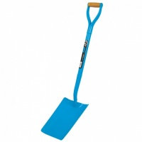OX Trade Solid Forged Taper Mouth Shovel