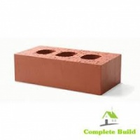 65mm Class B Perforarted Red Engineering Bricks
