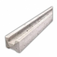 Economy Slotted Fence Post 7'