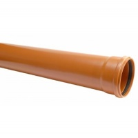 Single Socket Pipe 6m
