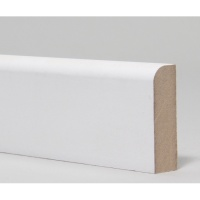 MDF Primed Bullnose Skirting / Architrave