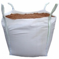Brown Rock Salt Bulk Bag