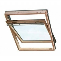 Velux GGL 3070 Pine Finish Centre-Pivot Roof Window