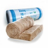 Knauf Earthwool 44 Loft Roll 100mm Combi-Cut 13.89m2 Per Pack