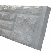 Rockfaced Gravel Board 1830mm x 300mm